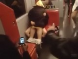 Couple Fucking In A Full Crowded Public Train